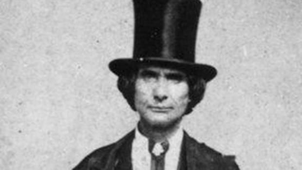 Chickasaw Governor Daugherty (Winchester) Colbert