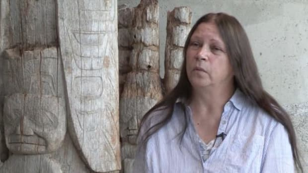 Paulette Steeves, who was once a ward of the provincial government, was the first Ph.D. candidate in her field to successfully defend her dissertation using indigenous method and theory.
