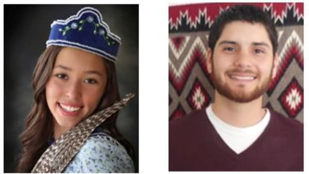 Two of the 25 Under 25 honorees, who will be recognized at a ceremony during the UNITY National Conference.