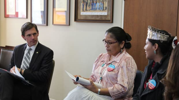 Medicaid, Health Care, Tribal Health Care, Sen. Martin Heinrich