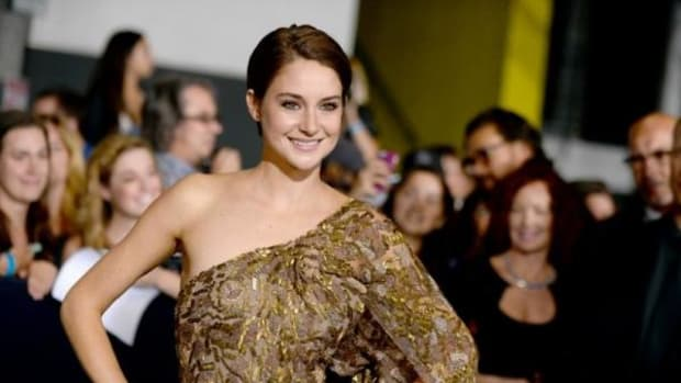 Shailene Woodley is an avid hunter-gatherer and also extols the benefits of eating clay.