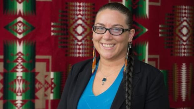 Susan Taffe Reed was named director of Dartmouth's Native American Program.