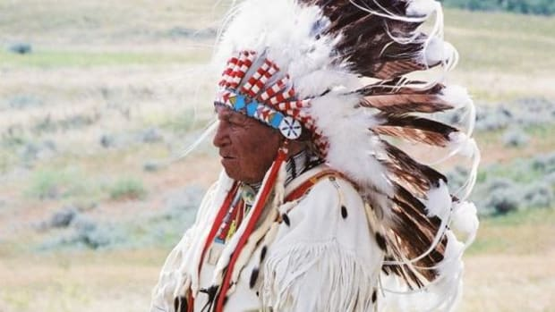 Cheyenne River Sioux Chief David Beautiful Bald Eagle, Waniyetu Opi, walked on July 22 surrounded by family. He spoke to Donovin Sprague in April about the ancestors they share.