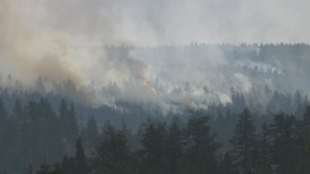 Elephant Hill Wildfire, British Columbia Wildfires, Xaxli'p First Nation