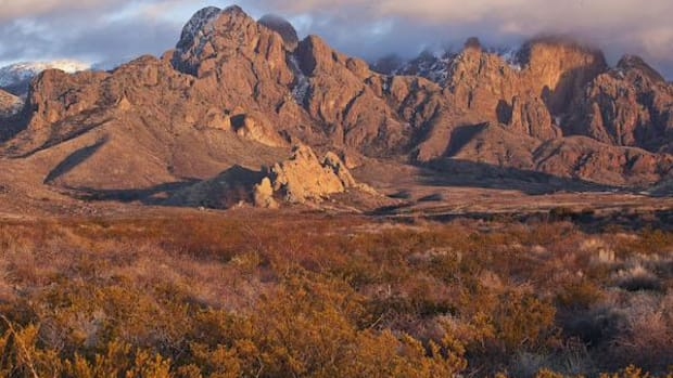 The Organ Mountains–Desert Peaks Monument in New Mexico, one of 10 monuments created by President Barack Obama studied in a new report that said the monuments generate $156 million in business for local communities.