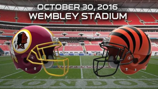 The Washington Football Team will play the Cincinnati Bengals on October 30, 2016 at the Wembley Stadium in London. Ray Halbritter, Oneida Nation representative and prominent leader in the campaign to change the name, strongly opposes the decision.