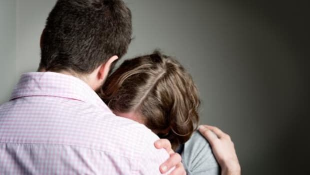 A family that cries a lot isn't necessarily a bad thing.