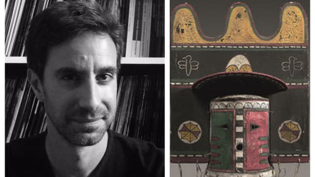 Paris-based Native Arts website creator Aurelien Cuenot - founder of Artkhade, a website dedicated to Indigenous Arts says says Indigenous Art items have no power.