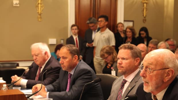 Trust Land, House Committee on Natural Resources