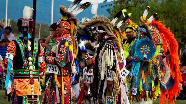 The Choctaw Nation celebrates their 67th Labor Day Festival & Pow Wow this weekend.