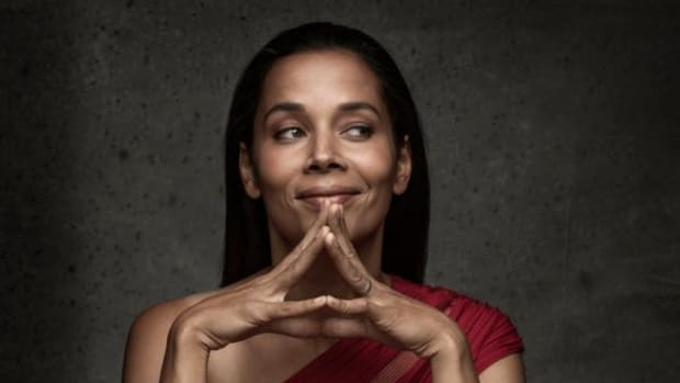'It's not like I would ever put myself forward as an Indian woman, but I'm always interested in finding out musically about these different pieces,' Giddens says of her heritage and musical DNA. Photo courtesy Rhiannon Giddens/Big Hassle
