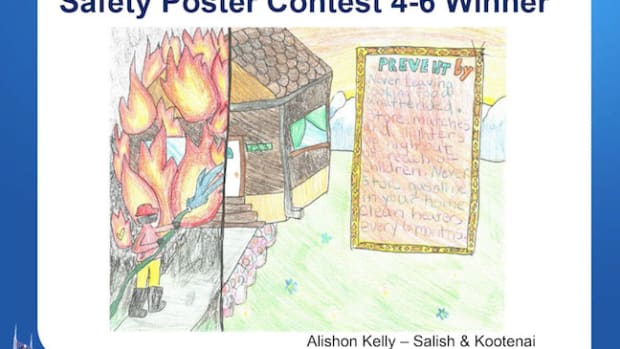 National Safety Poster Contest