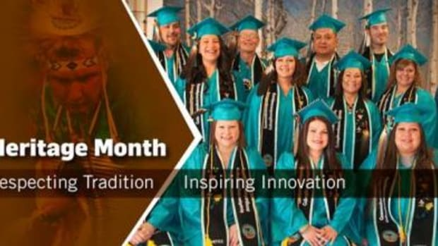 The American Indian College Fund celebrates Native American Heritage Month with an educational quiz and donation match.