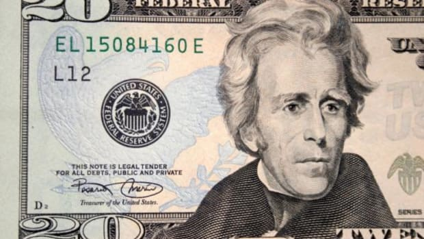 Andrew Jackson has appeared on the $20 bill for the last 90 years.