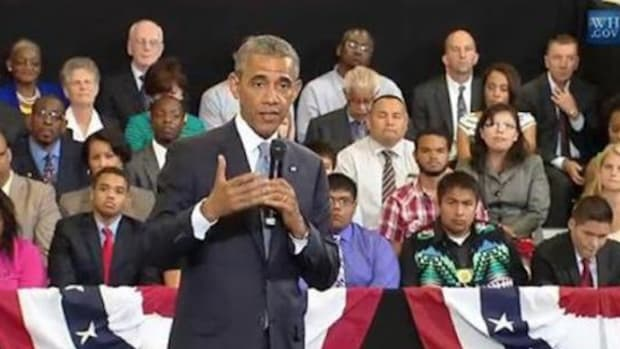 Cherokee Nations joins President Obama's 'My Brother's Keeper' initiative