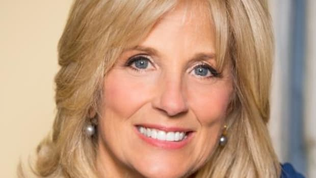 Dr. Jill Biden will give the commencement address at Navajo Technical College in Crownpoint, New Mexico on May 17.