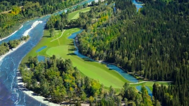 The Redwood Meadows Golf & Country Club is one of many features that sets the Tsuu T'ina First Nation apart.