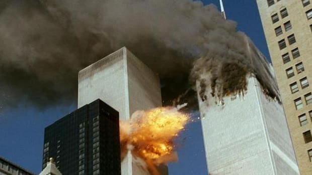 At 9:03 am on September 11, 2001 the Hijacked Plane of United Airlines Flight 175 from Boston crashed into the south tower of the World Trade Center in New York City