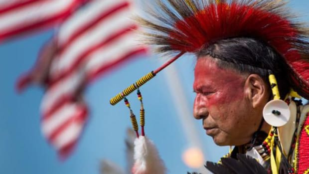 California is the first state in the country to ban the use of the racial slur 'redskins' at its public schools one day before a number of cities and states celebrate indigenous peoples instead of Christopher Columbus.