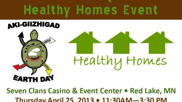 healthy-homes-red-lake-earth-day