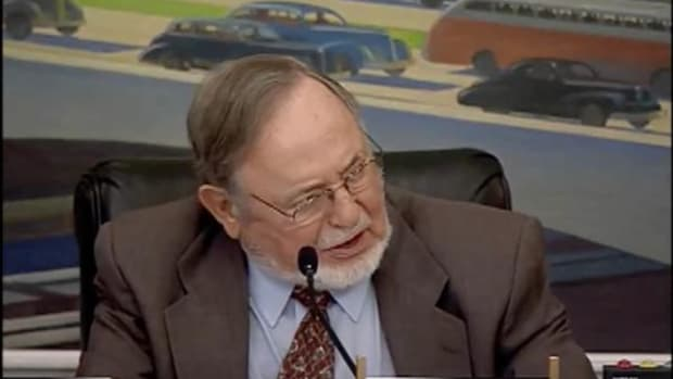 "Rep. Don Young was clearly incensed by Rep. Norma Torres. ""I just want to assure the lady that this committee never divides and conquers."""