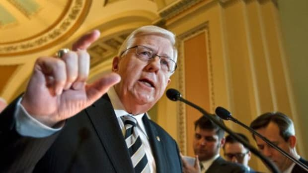 U.S. Sen. Mike Enzi has introduced a bill focused on continuing to define the borders of the Wind River Indian Reservation by a 1905 treaty in opposition to the recent Environmental Protection Agency's findings that states otherwise.