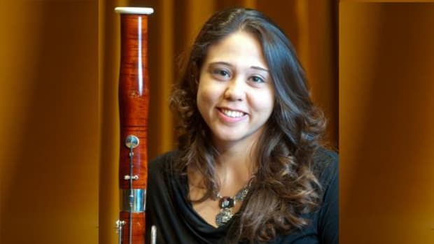Dr. Jacqueline Wilson is an assistant professor of music at Southeast Missouri State University. She is also a professional bassoonist and organizer of Molto Native Music, an organization dedicated to showcasing Native musicians in classical music.