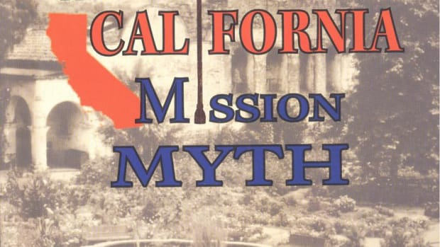 Michelle Lorimer dissects the myths and history of the Spanish missions in California in a new book.