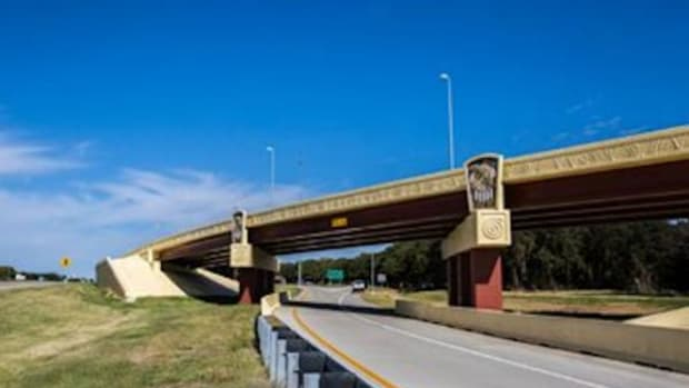State Cuts Ribbon on I-35 Ramps