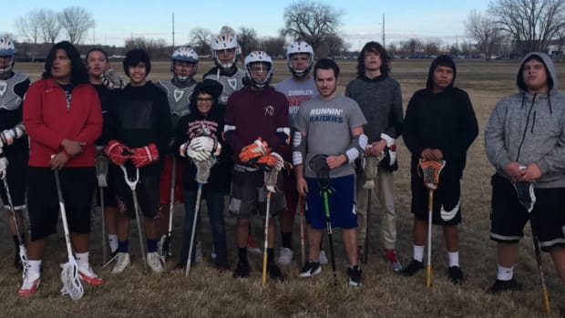 (Pictured, members of 7 Flames) Last month, three Native American lacrosse teams, 7 Flames, Subseca and Lightning Stick Society from the Lakota and Dakota territories were expelled from the Dakota Premier Lacrosse League after they complained about racial insults from coaches, players and fans of the opposing teams.