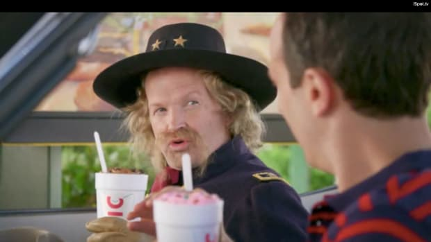 George Armstrong Custer was a known Indian hater, and Sonic Drive-In is now facing backlash for using his likeness.