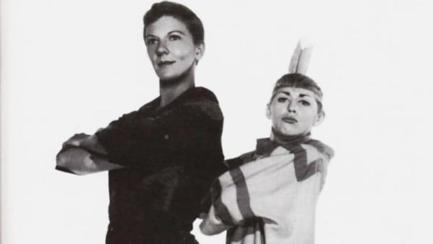 Mary Martin and Sondra Lee in a publicity photo for the 1954 'Peter Pan' Broadway musical. Lee has stated that she will not watch Thursday's 'Peter Pan Live!' and is disappointed the musical number 'Ugg a Wugg' has been changed.