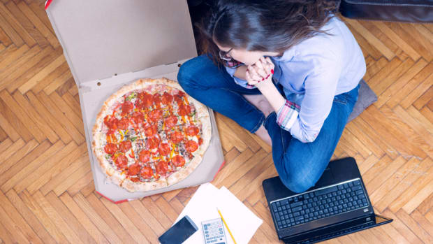 Homework is like pizza? Yes, finish it one bite at a time. Here are great tips for getting your homework done.