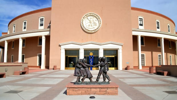 New Mexico State Capitol Building
