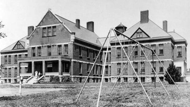 Though many attempts have been made to lock up Indians, none are as notorious and depraved as what happened at the Hiawatha Asylum for Insane Indians.
