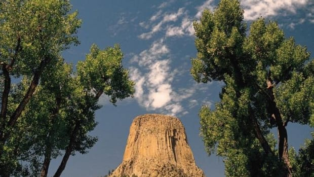A bill currently under consideration would officially designation Mato Tipila or Bear Lodge as Devils Tower, a name that is offensive and disrespectful to tribes who still hold ceremonies there.