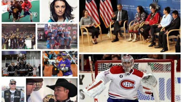Top 10 Native Sports Stars of 2015