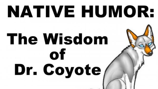 Dr. Coyote Offers ICTMN Readers 8 Points of Wisdom