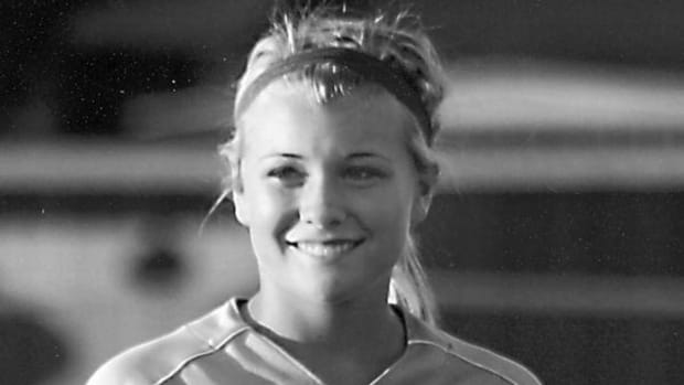 Harlee Griffis, Chickasaw citizen, batted .586, connecting for hits 65 times in 111 times at-bat