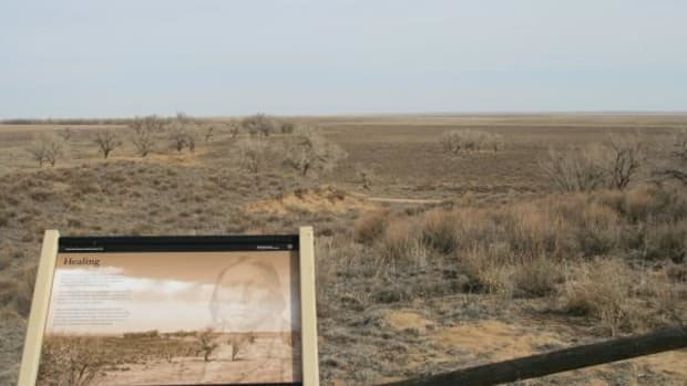The Sand Creek Massacre National Historic Site is holding a number of remembrance events to honor the 150th anniversary of this tragic event, including the four-day Sand Creek Spiritual Healing Run.