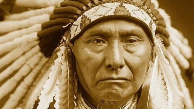 Beginning in the 2016-2017 academic year, high school students in South Dakota will not be learning about Native Americans. Above, Chief Joseph.