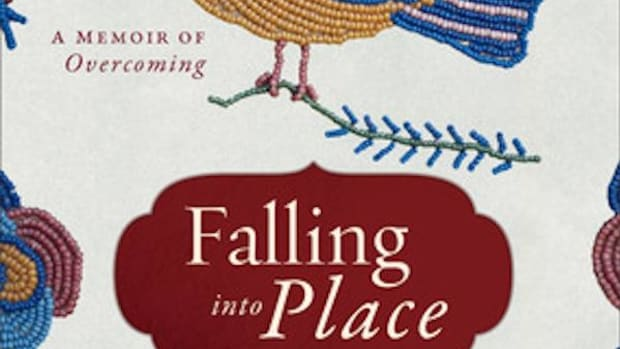 Hattie Kauffman, the first American Indian to broadcast on national news, has won many Emmys and has now penned a memoir, Falling Into Place.