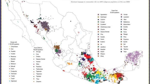 Indigenous Languages of Mexico