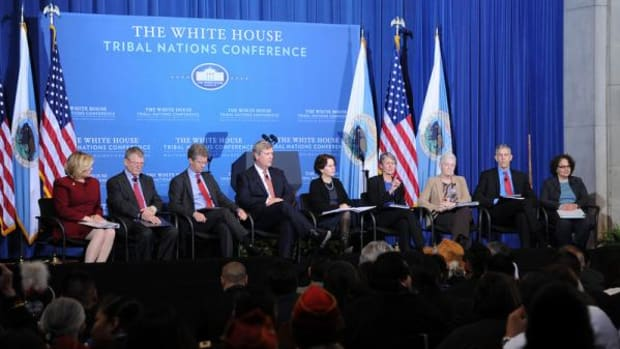 White House Council on Native American Affairs