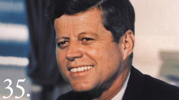 John F. Kennedy often gets credit for serving as president during the Civil Rights Movement of the early 1960s, but the man beloved for championing African-American rights and working to eradicate poverty was assassinated before he could fulfill his promises to Native Americans.