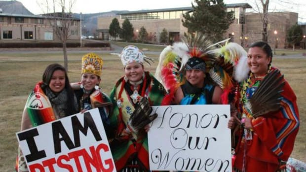 All Nations Rising in Indian Country (Save Wiyabi)