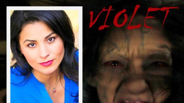 Psycho Thriller Violet: Happy Frejo Nominated for Best Actress at AIFIs Annual Awards