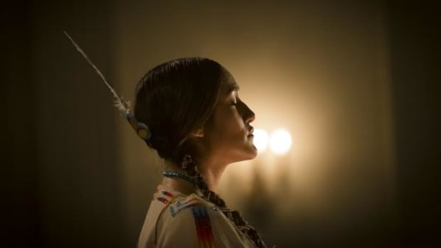 """The first public screening of """"Te Ata"""" will be 1:30 p.m., May 4 at BFF, a week long film festival which champions women and diverse voices in media."""