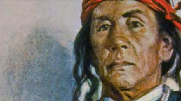 Questions are swirling around a recently unearthed illustration allegedly of the legendary Chiricahua Apache, Cochise. Is it really him?