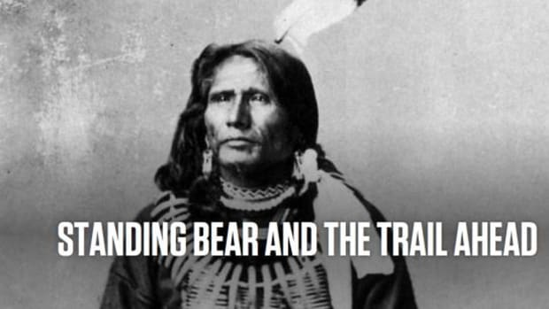 "Registration is now open for the 2015 Great Plains Symposium, ""Standing Bear and the Trail Ahead."""
